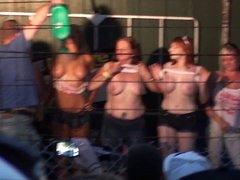 Wet Shirt Contest Part 1 (2012)