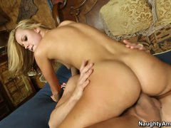 Jessie Rogers receives her cookie pushed after sixtynine