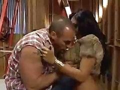 Alberto Rey bonks a nice-looking large boobs hotty