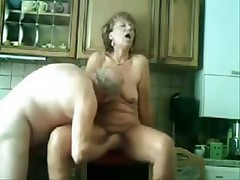 Old couple still like to have loads of enjoyment in their sex life which u can watch in this private porn movie. This babe receives licked and drilled in her old slit whilst this guy pleasures his old cock.