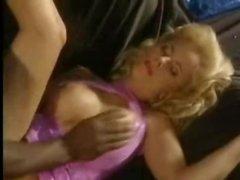 Darksome cock fucking her in classic scene