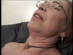 Granny likes ball batter