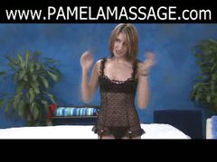 Top Massage by fairly young lady