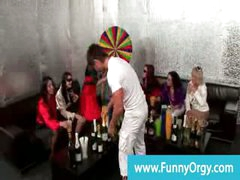 Wicked bday party games with rich posh babes