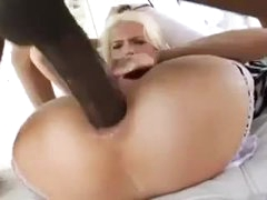 Monster dong anal and wazoo to face hole deepthroat